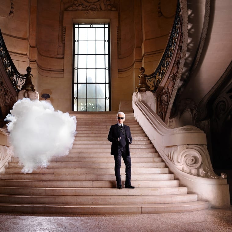 "Simon Procter Introduces ""Lagerfeld: The Chanel Shows"""