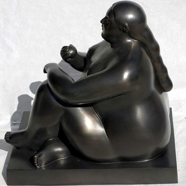 Fernando Botero's Journey from Aspiring Bullfighter to Art Market Powerhouse