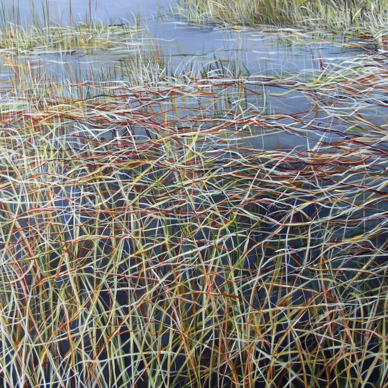 Manuel Cancel: Everglades & Echoes Artist Reception/Everglades Fund-raiser Oct. 2