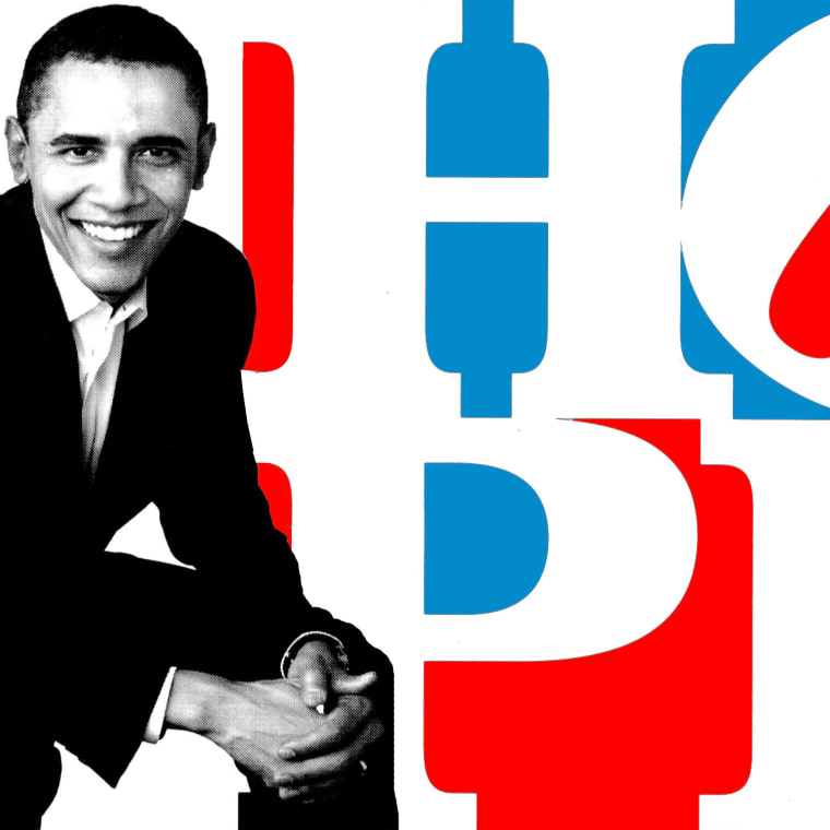 ROBERT INDIANA, Obama HOPE (Red/White/Blue), 2010, Silkscreen on paper, 31 x 42 inches (78.7 x 106.7 cm), Edition of 9