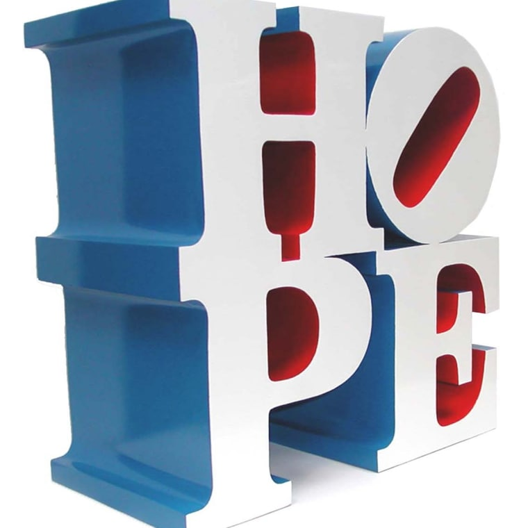HOPE (White/Red/Blue)
