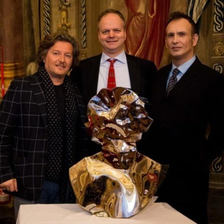 Uffizi Gallery Plans Summer Exhibition of Helidon Xhixha Sculptures in the Boboli Gardens