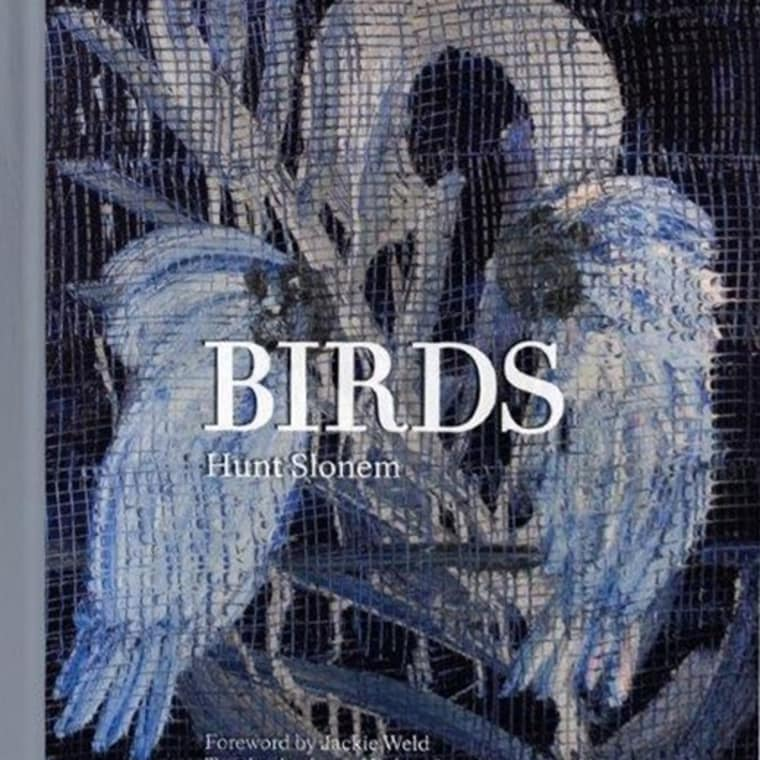 "The book ""Birds"" by Hunt Slonem"