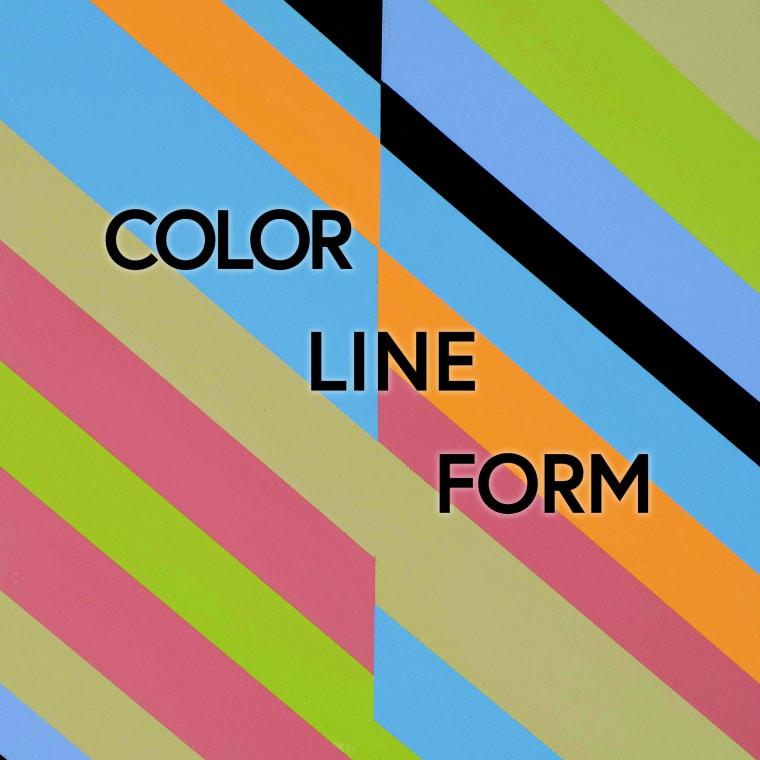 Color / Line / Form