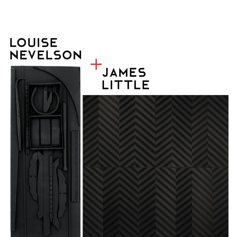 Louise Nevelson + James Little
