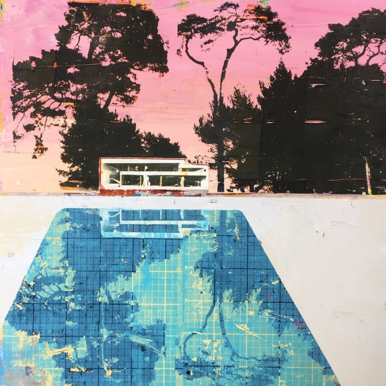 Late Summer New work by Dan Parry-Jones and Veronica Wells
