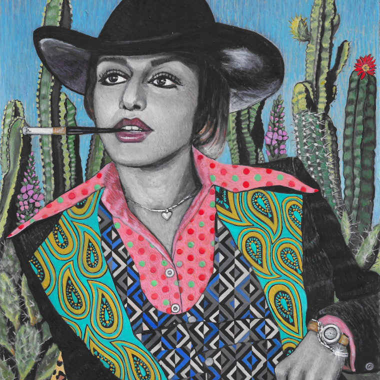 Cowgirl (Googoosh) (Edition of 10), 2019