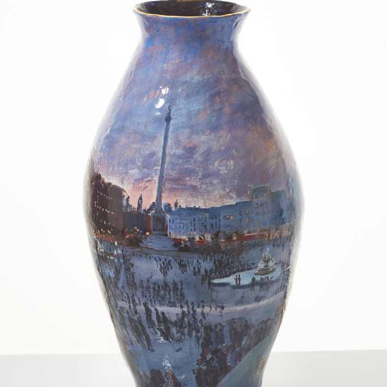 Claudia Clare Pots & Grayson Perry Prints