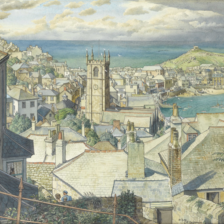 St Ives: The British Avant-Garde