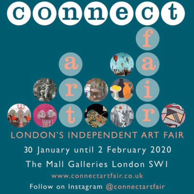 Connect Art Fair 2020 London's Independent Art Fair