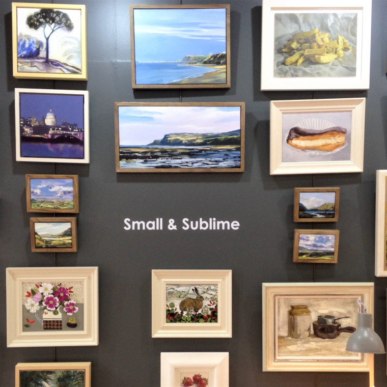 December 2017 Small Works Exhibition