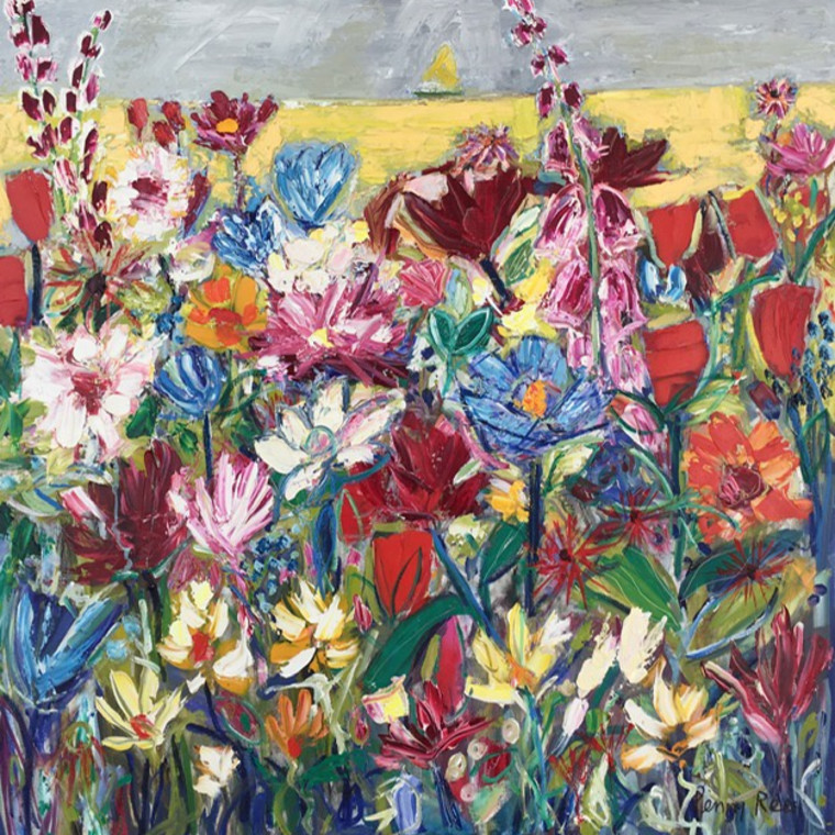 Four brand new Gallery favourite, Penny Rees, paintings!