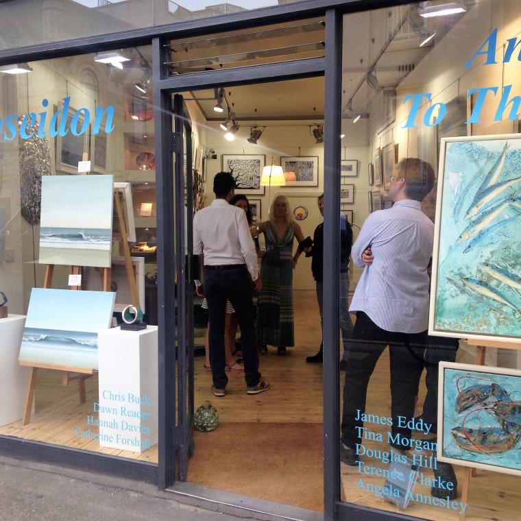 Poseidon - An Ode to the Ocean Exhibition