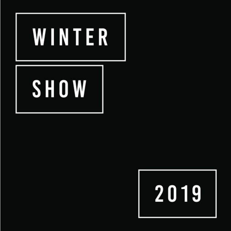 Winter Show 2019 Mixed work featuring brand new artists