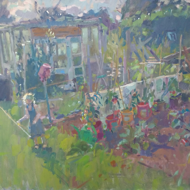 Andrew Farmer ROI An Online Solo Exhibition