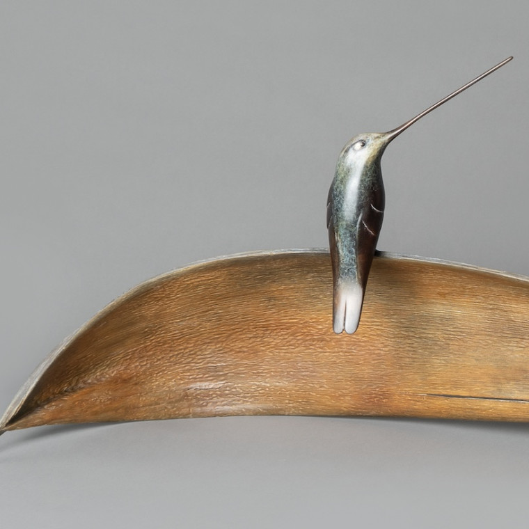 Birds In Art Mark Dedrie's work selected again for renowned international exhibitions