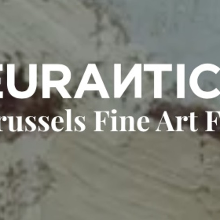 Eurantica Artfair in Brussels