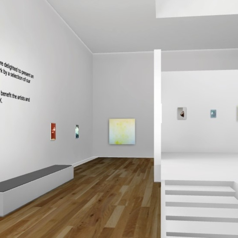 Summer Exhibition All works sold to benefit the artists and Mental Health UK