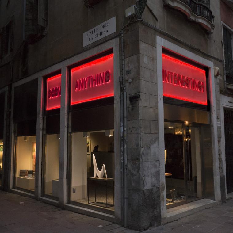 Artist Matilde Alessandra's New Site Specific Work