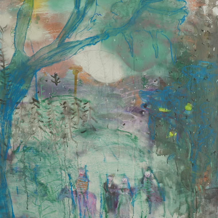"""Marty Kelly's work is part of the touring exhibition """"A Space Between"""" A Selection from The OPW and Northern Ireland Co"""