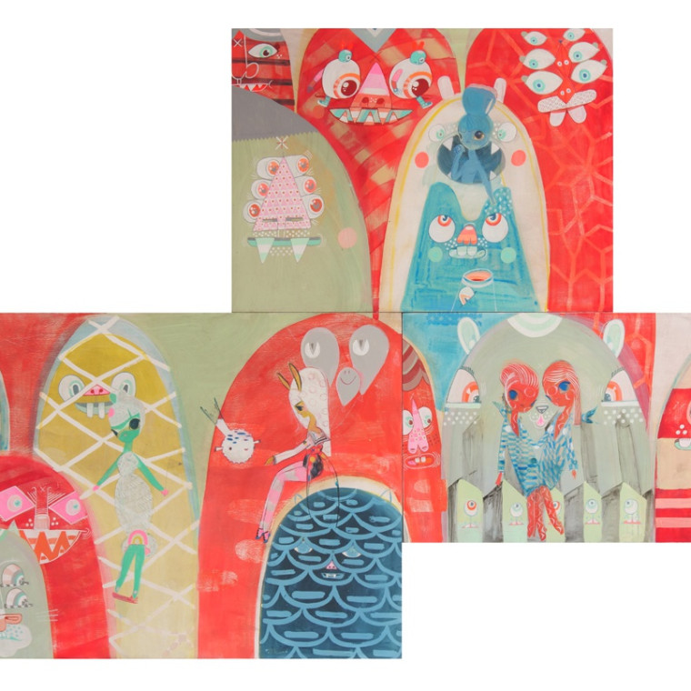 "Kelly Tunstall + Ferris Plock - ""Amongst Friends"""