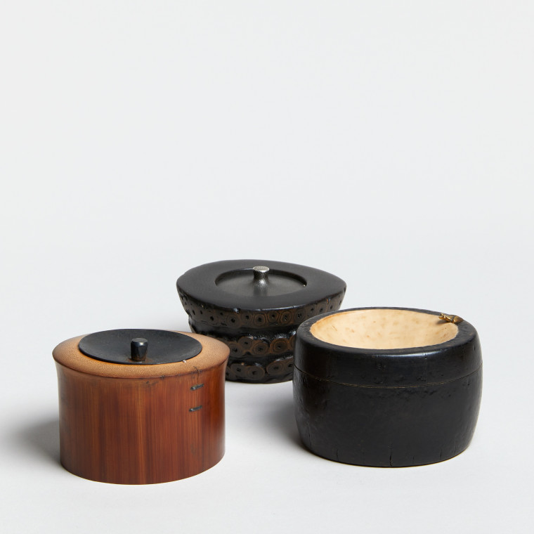 Andreas Caderas Containers of Bamboo