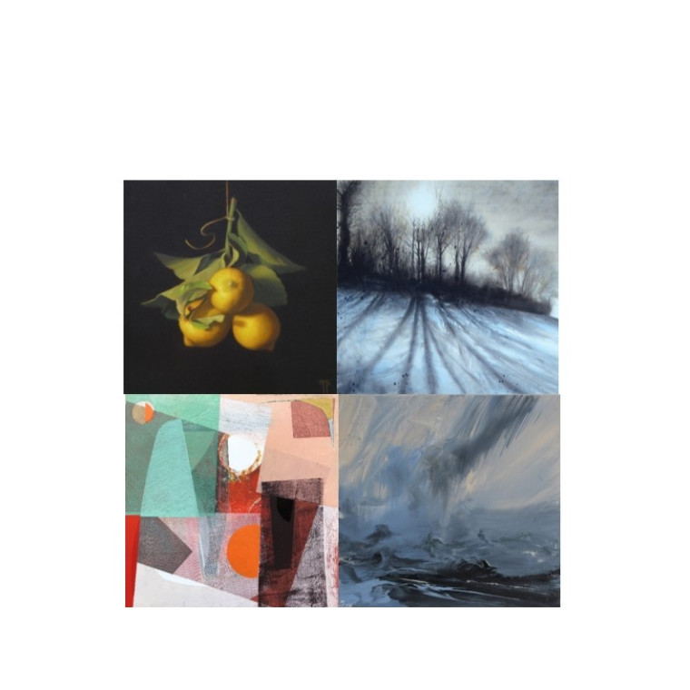 FOUR ARTISTS NEW TO THE GALLEY
