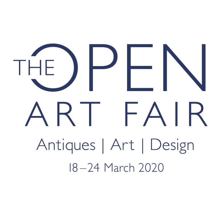 The Open Art Fair Stand B15