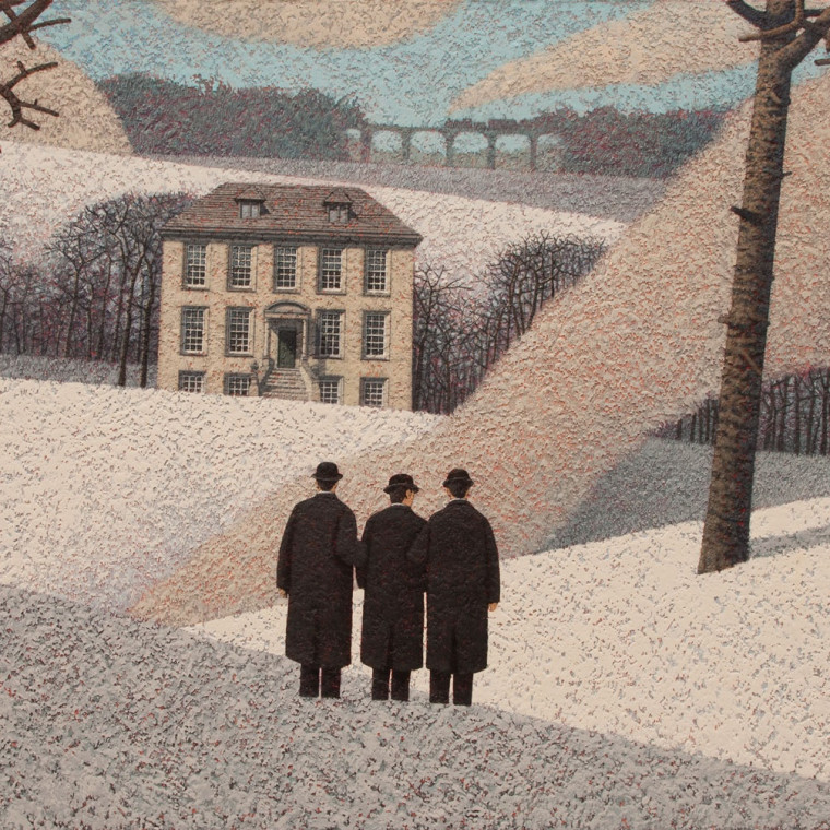 MARK EDWARDS white woods
