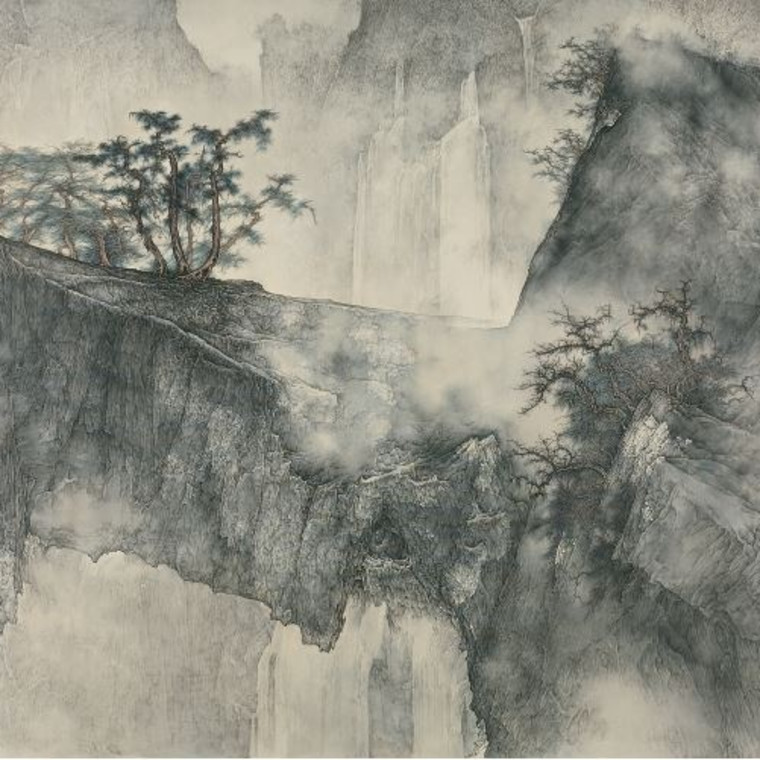 Contemporary Landscapes: Li Huayi Honolulu Museum of Art, Hawaii