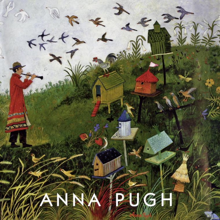 Anna Pugh Book