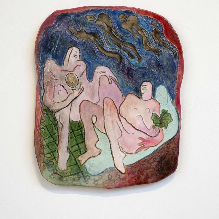 Dancing at the Edge of the World Sara Zanin Gallery, Rome