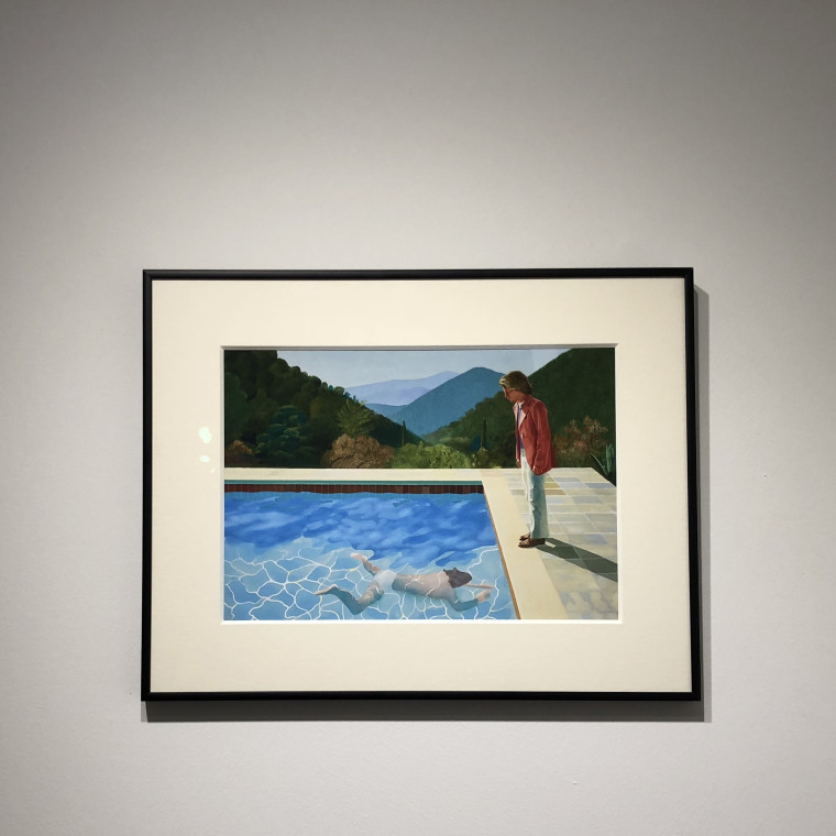 David Hockney's $90.3m painting reminds us what great art looks like.