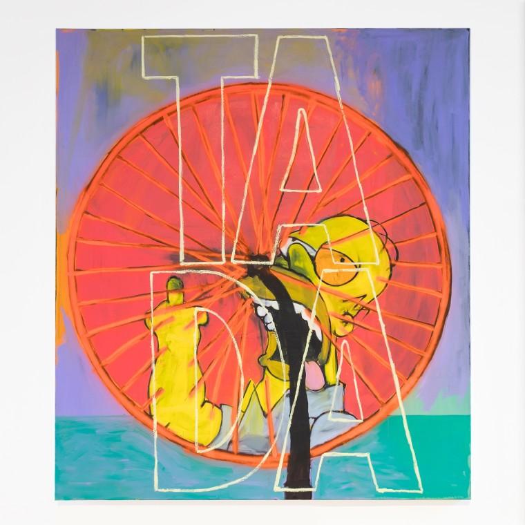Avant-Garde Fatigue by Pete Wheeler