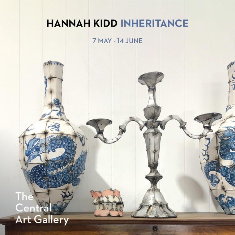 Inheritance by Hannah Kidd