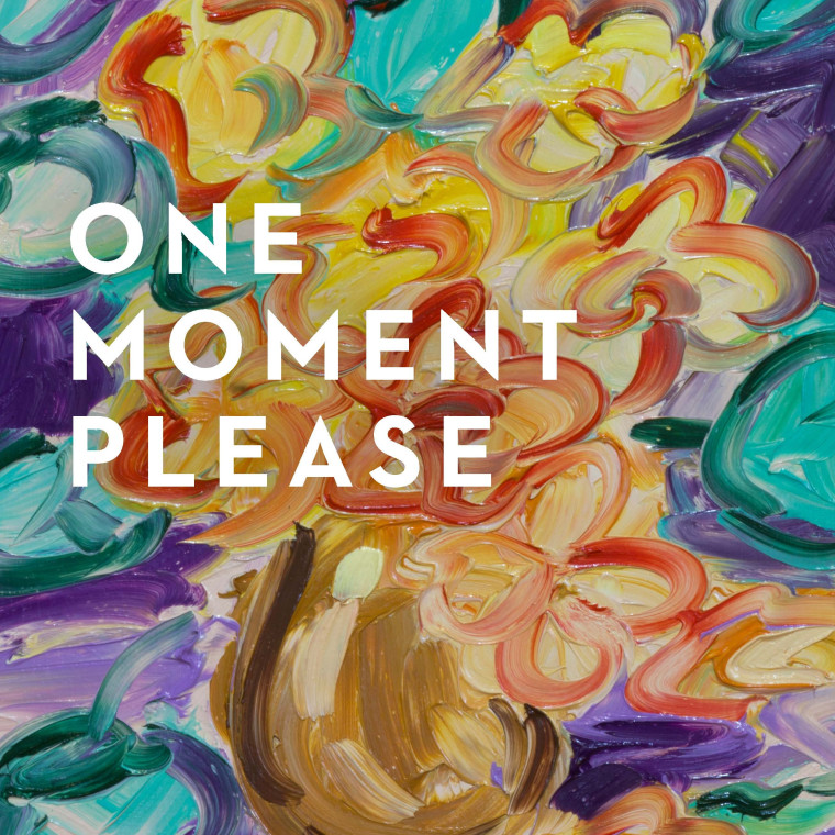 Exhibition opening - Show #6 : One Moment Please