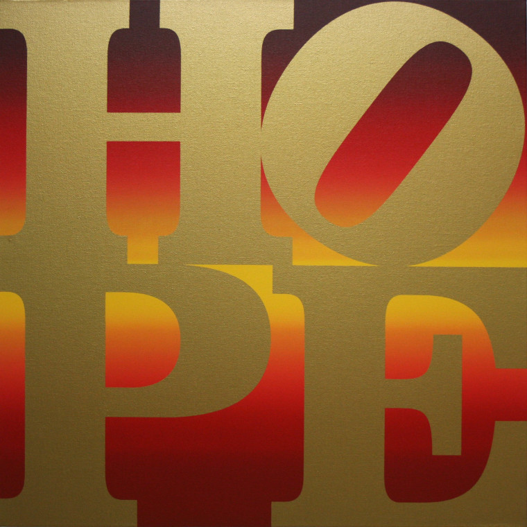 Rosenbaum Contemporary Presenting Voices of HOPE: Celebrating Robert Indiana