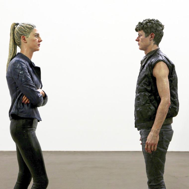 Sean Henry: Sculptures