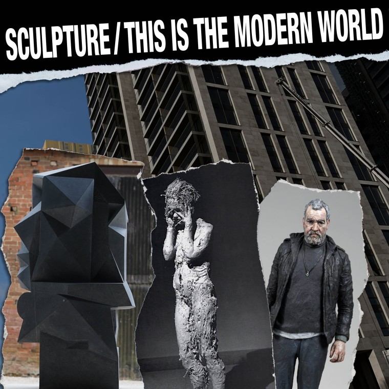 Upcoming show 'Sculpture | This is the Modern World' at Victoria Place, Woking, UK