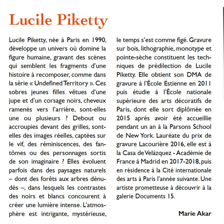 Lucile Piketty
