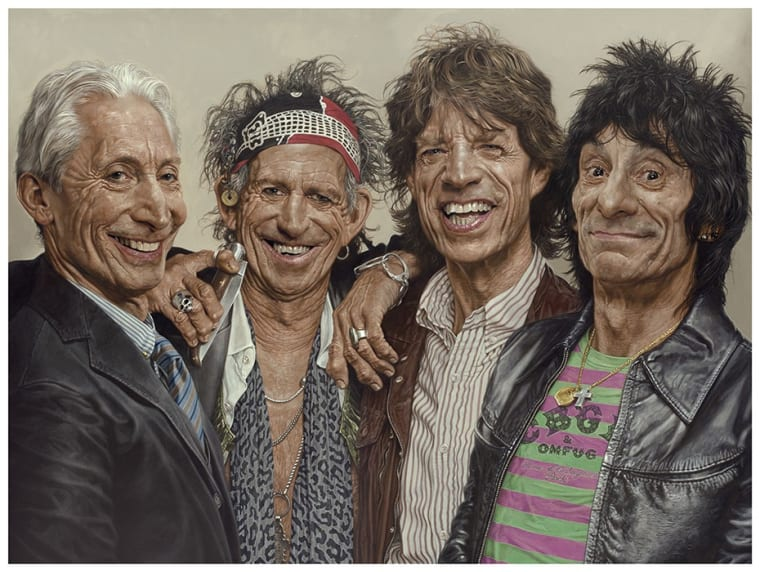 Sebastian Krüger, From Caricature to the new wave of Pop Realism