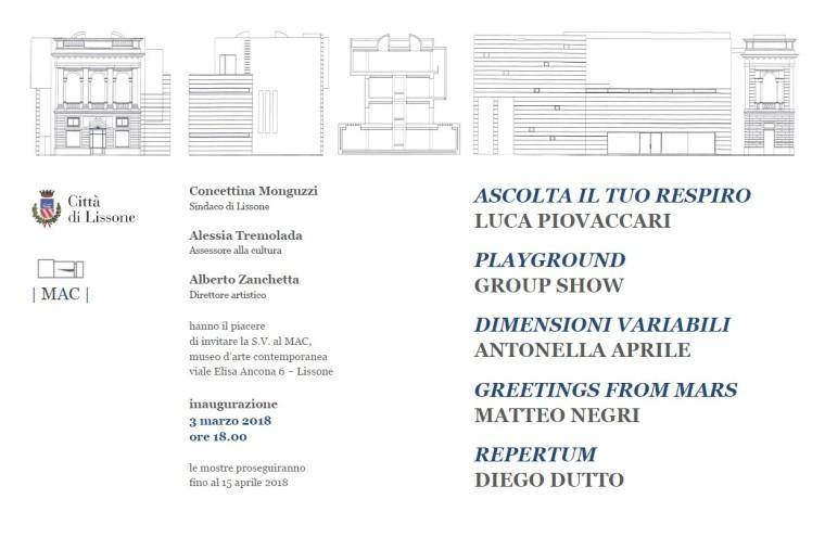 Opening Matteo Negri | Greetings from Mars