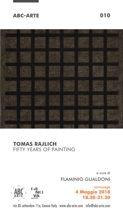 Opening Tomas Rajlich   Fifty years of Painting