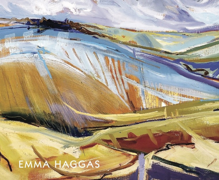 Emma Haggas 'Drawn to Paint'