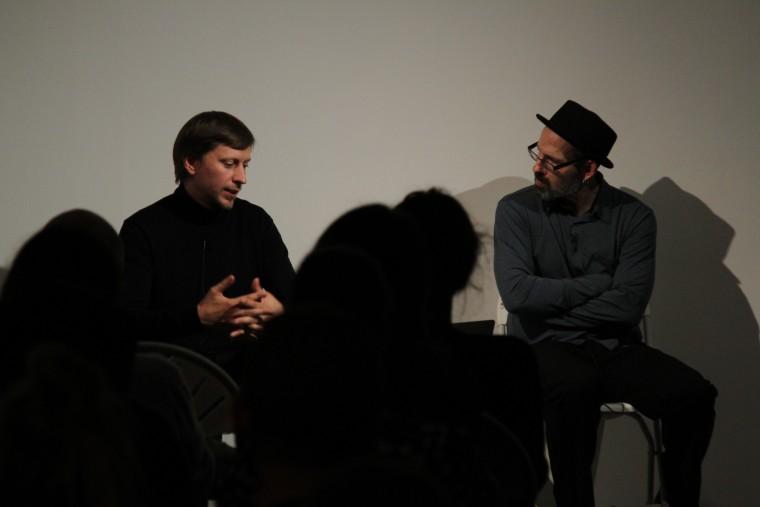 Marcin Dudek in conversation with Professor Mark Levine