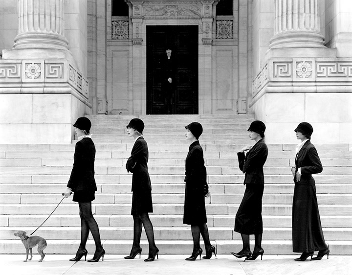 Rodney Smith, Hemline No. 2, New York City, 1994