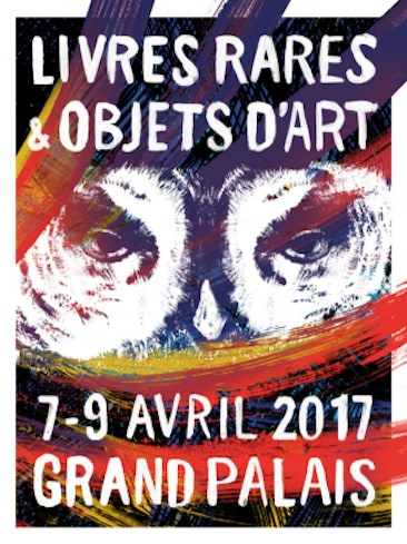 Salon International du Livre Rare & de l'Objet d'Art 2017