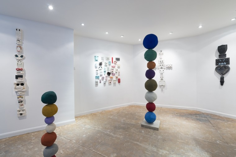 Repeat After Me , A group exhibition by Patricia Camet, Annie Morris, Corinne Felgate
