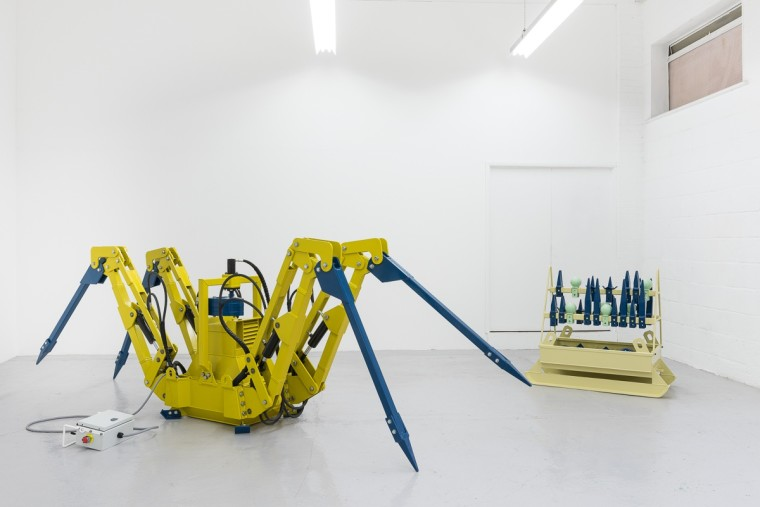 More Time to See James Capper and Shaun McDowell Solo Shows at Hannah Barry Gallery