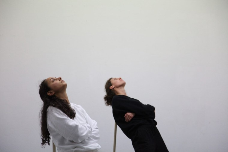 Ramaya Tegegne | Group Show- Performance Process -New Swiss Performance Now